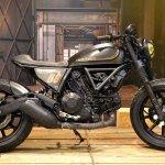 La Ducati Scrambler y otras cinco motos clásicas