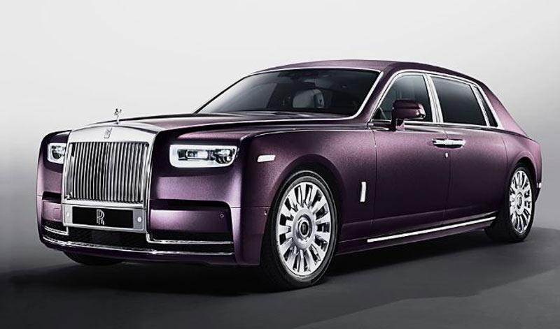 Phantom VIII, el lujo personalizable