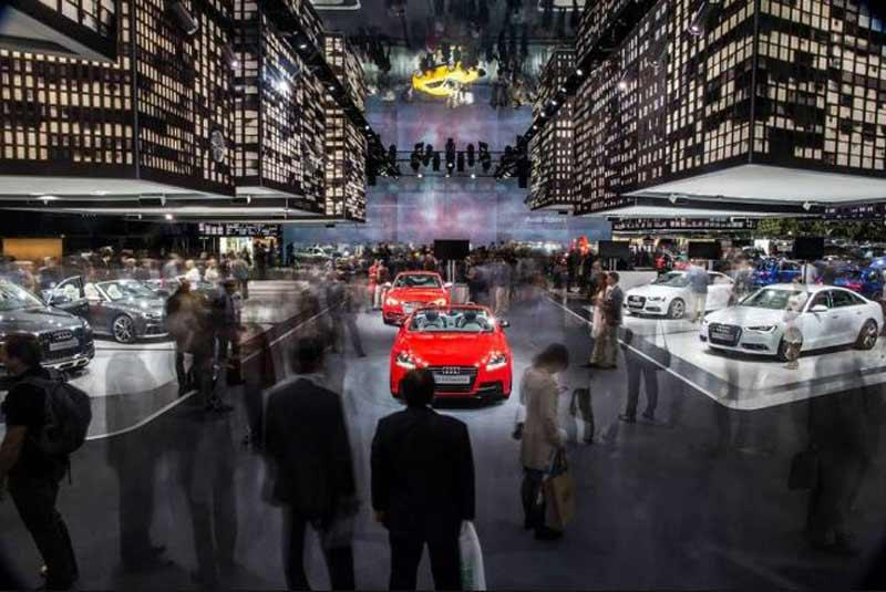 Salón de Frankfurt 2017, otros modelos