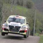 Suzuki-Repsol: buen resultado en el 38 Rallye Santander