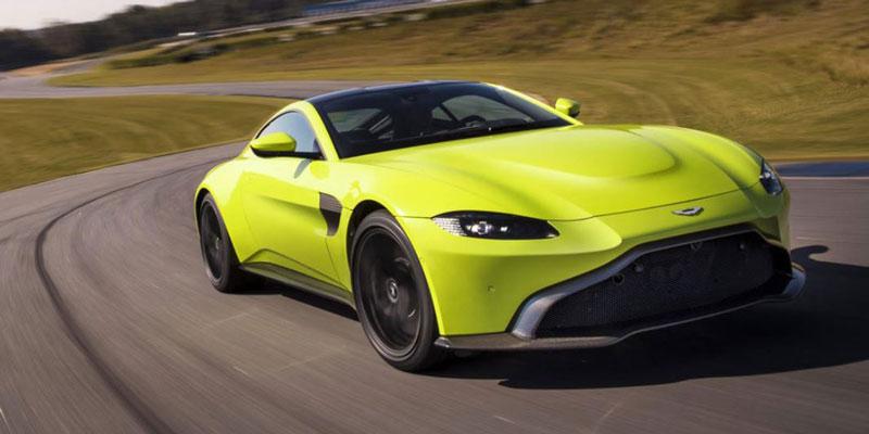 nuevo Aston Martin