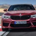 El BMW M5 llegará a nuestro país en marzo de 2018