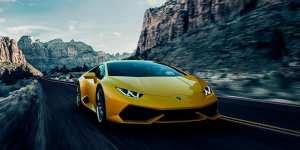 Lamborghini Huracán Coupé, único en su especie