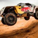 Carlos Sainz gana el segundo Rally Dakar