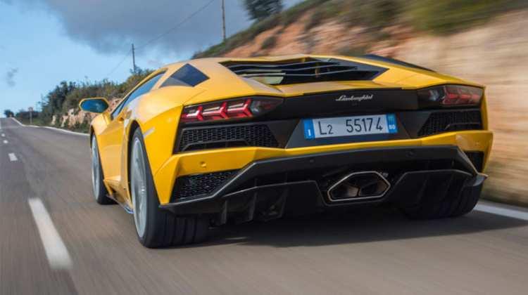 Novedades de Lamborghini 2018