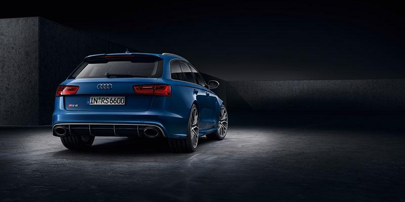 Nuevo Audi RS6