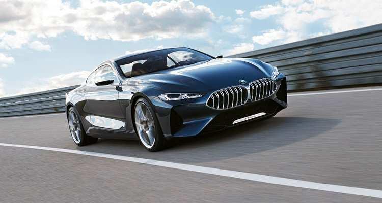 Ya hay fecha para el nuevo y esperado BMW Serie 8 Coupé