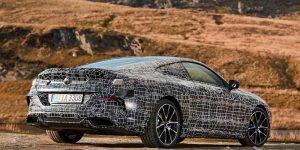 BMW Serie 8 confirmado