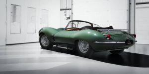 El Jaguar XKSS se volverá a fabricar