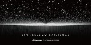 """""""Coexistencia Sin Límites"""", el evento de diseño de Lexus 2018"""