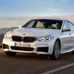 BMW serie 6 GT: confort absoluto