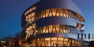El Museo Mercedes-Benz para verdaderos amantes de los coches
