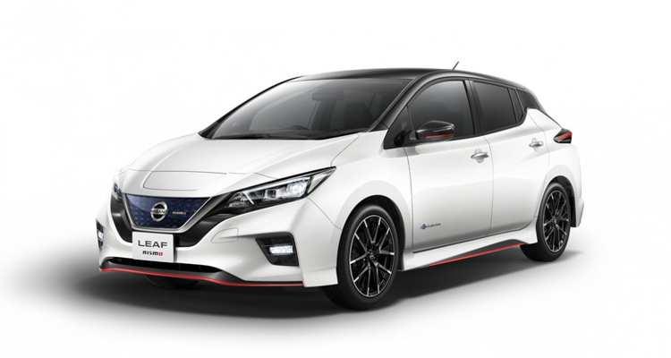 Nissan Leaf Nismo llegará en octubre en Japón