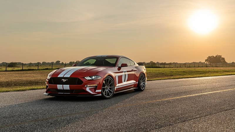 Ford Mustang Heritage Edition
