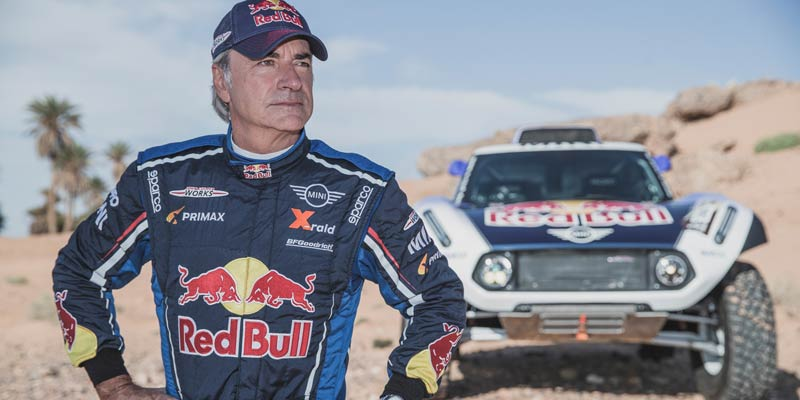 Dakar 2019, Carlos Sainz
