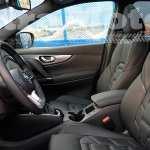 Prueba Nissan Qashqai Tekna+ diésel, asientos delanteros