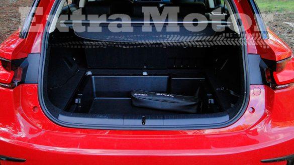 Prueba Lexus CT 200h, maletero 2