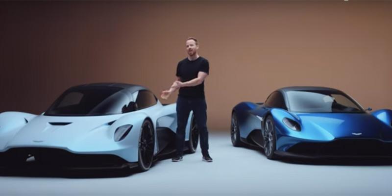 Nuevos Aston Martin, portada