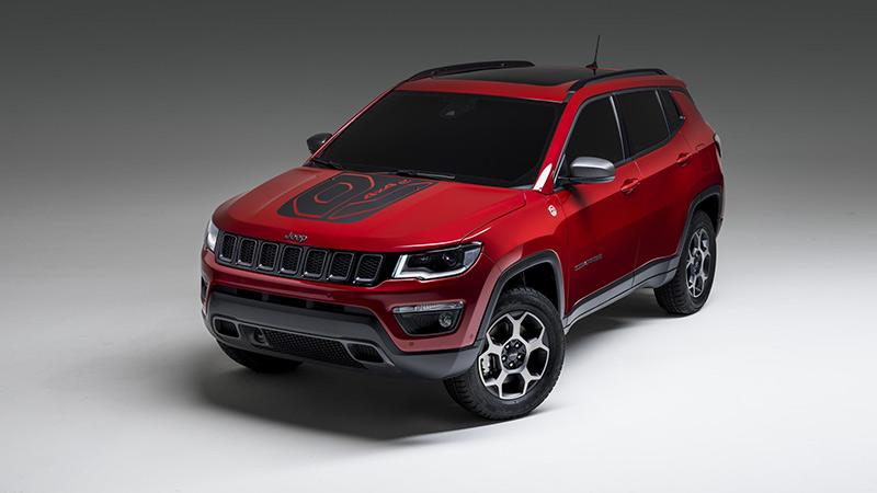 Salón de Ginebra 2019, Jeep Compass PHEV
