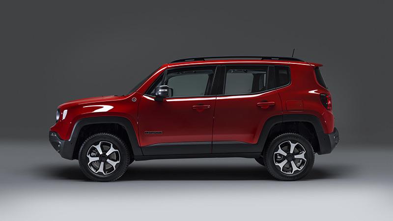 Salón de Ginebra 2019, Jeep Renegade PHEV