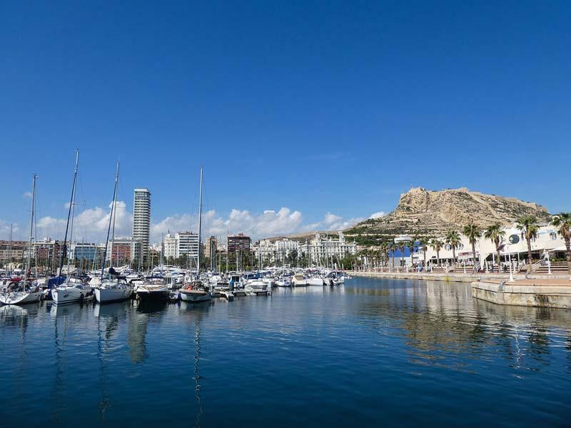 Alicante-ciudades de España más habitadas