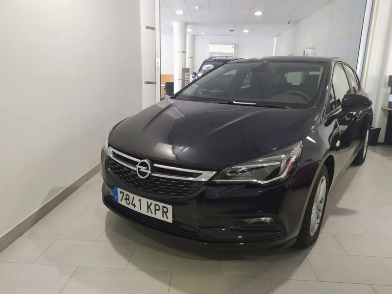 Opel Astra- coches km 0