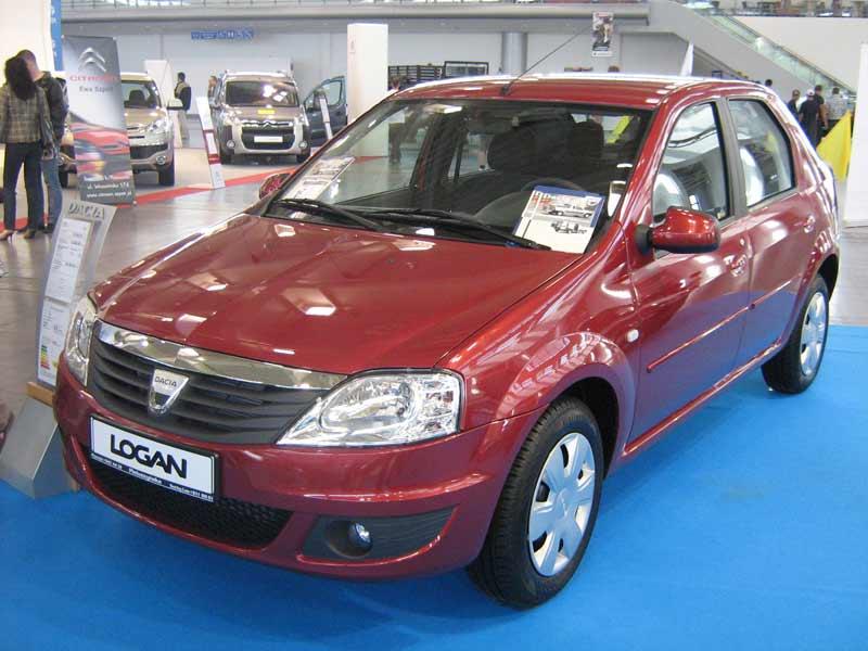 Dacia Logan-coches más resistentes